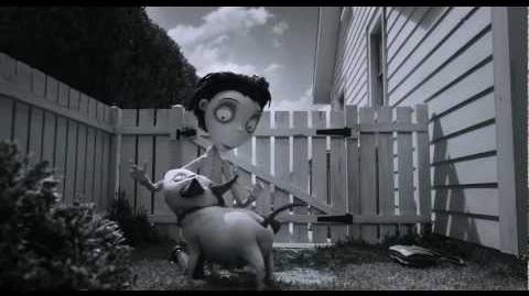 Frankenweenie TV Spot - In Theaters October 5