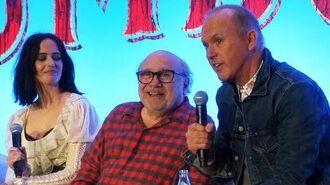 """""""Dumbo"""" press conference with Tim Burton, Michael Keaton, Danny DeVito, Colin Farrell, more"""