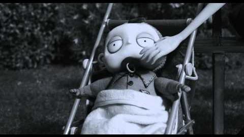 Frankenweenie - IMAX Policy Trailer
