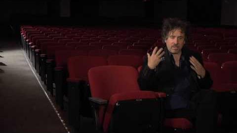 Behind the Scenes Tim Burton at MoMA