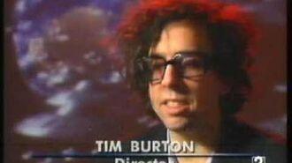 "Tim Burton en ""Días de cine"""
