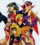 Time Bokan Villainess