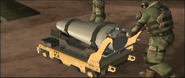 Tactical missile warhead