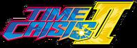 Time crisis ii logo by namcokid47-dap0v4q