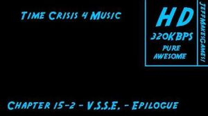 Time Crisis 4 Music - Chapter 15-2 - Arcade - Epilogue
