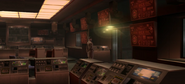 Derrick Lynch in Geyser 1 control room (PS2 version)