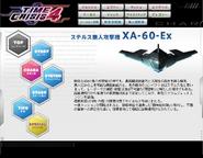 XA-60-Ex official information