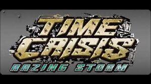 Time Crisis Razing Storm OST - Kraken Boss (Stage 2)