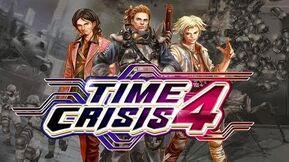 Time Crisis 4 Arcade Intro
