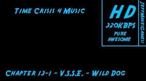 Time Crisis 4 Music - Chapter 13-1 - Arcade - Stage 3-2 - Wild Dog