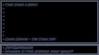 Time Crisis 3 Music - Crisis Mission - Final Test 1080p HD