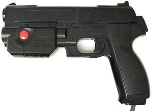 Guncon black