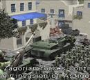 Zagorias Federation Army