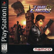 Time Crisis ntsc--cdcovers cc--front