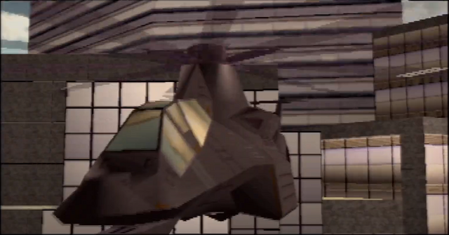 File:Attack helicopter in the attract mode (Arcade version).png