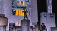 Intervening in Wild Dog's fight (Arcade version)