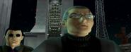 Ernesto Diaz with Wild Dog (PS2 version)