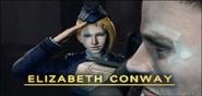 Elizabeth Conway in PS3 attract mode