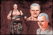 Time Crisis 4 Lieutenant Colonel Gregory Barrows