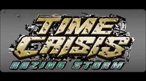 Time Crisis Razing Storm OST - Stage 3 Boss