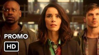 "Timeless (NBC) ""Change Time, Make History"" Promo HD"