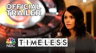 TIMELESS Official Trailer NBC