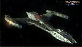 Klingon Raptor
