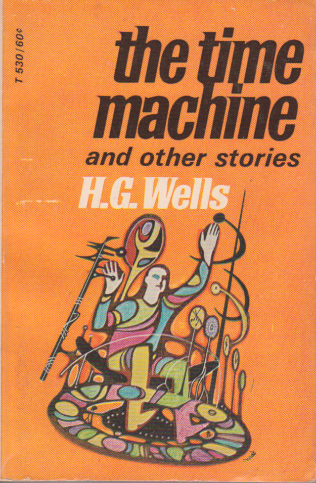 an analysis of the social imagination in the time machine by hg wells Wells's thetime machine, published in 1895, is a social commentary on the changing social and political futures of humankind as europe transitioned from an agrarian to an industrial society interestingly, wells's perceptions were refined in the work of the late 20th century futurist alvin toffler, who wrote the third wave.