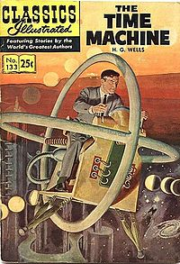 200px-The Time Machine Classics Illustrated 133