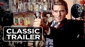 The Time Machine Official Trailer 1 - Rod Taylor Movie (1960) HD