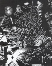 Morlock Tunnels