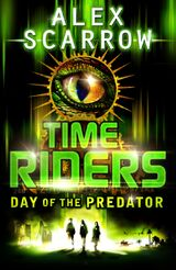 TimeRiders: Day of the Predator (book)
