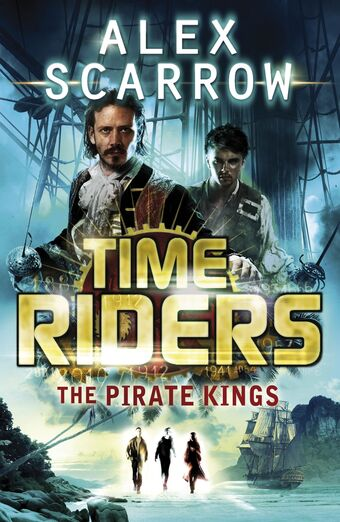 Image result for timeriders the pirate kings