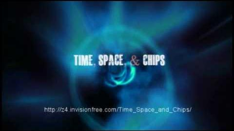 Doctor Who Time, Space, & Chips Promo Video