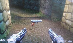 Luger Pistol x2