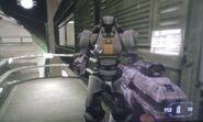 Sci-fi Handgun TS3