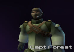 Capt Forest