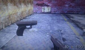 Pistol TS1
