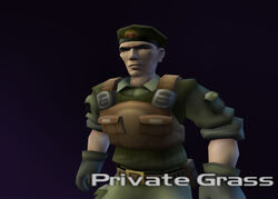 Private Grass