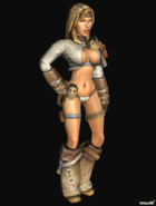 Timesplitters future perfect jungle queen by mrgameboy2011-d5123l1