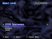 TS1 Select Level - 2035 Spaceways