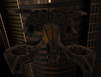 UGenix Gunship