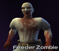 Feeder zombie