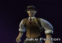 Jake Fenton