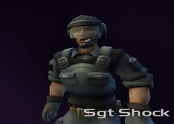 Sgt Shock