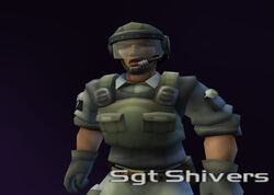 Sgt Shivers