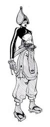 Sadako concept art