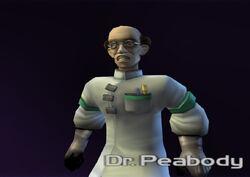 Dr. Peabody