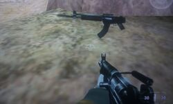 Soviet Rifle