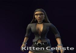 Kitten Celeste